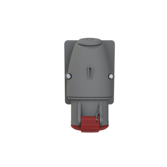 Розетка Abb 316rs6 small single joint with switch potentiometer a20k