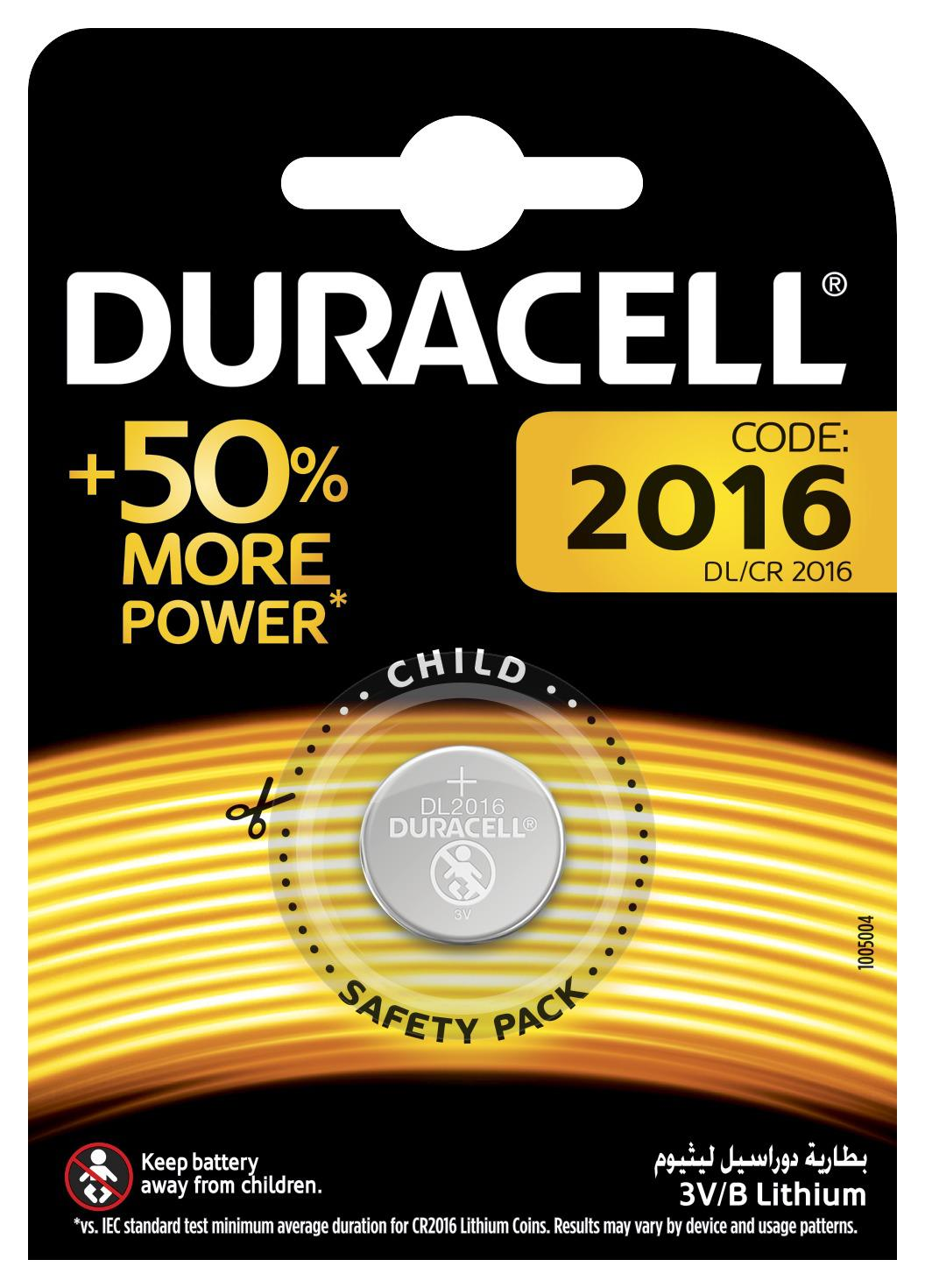 Батарейка Duracell Cr2016 (10/100/12800) paddington bear