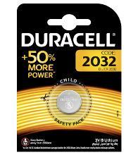 DURACELL CR2032 (10/100/14400) Тип: CR2032 (Кол-во в уп. 1шт.)