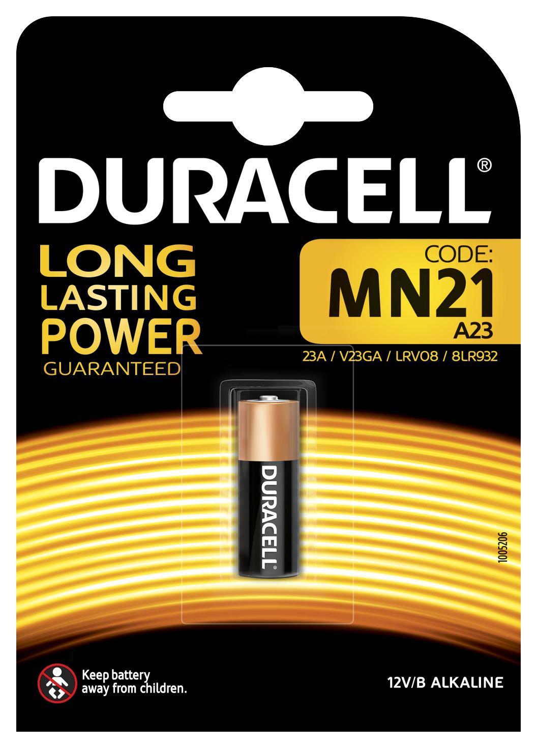 Батарейка Duracell Mn21 (10/100/9600) батарейки duracell cr2025 10 100 9600 блистер 1 шт