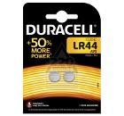 Батарейка DURACELL NEW LR44-2BL (20/200) 2шт