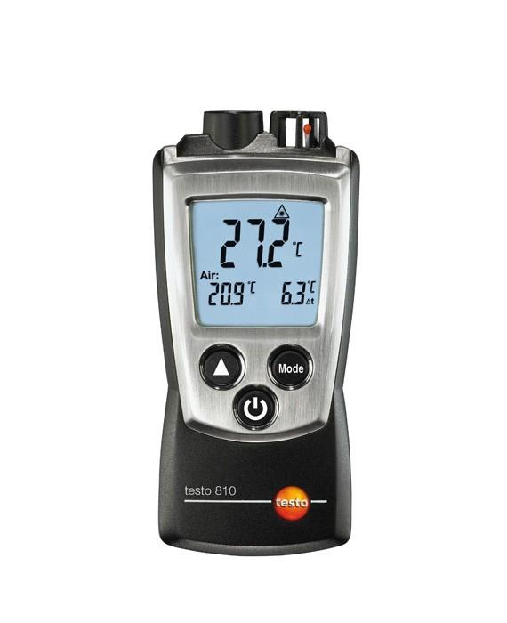 Пирометр (термодетектор) Testo 810