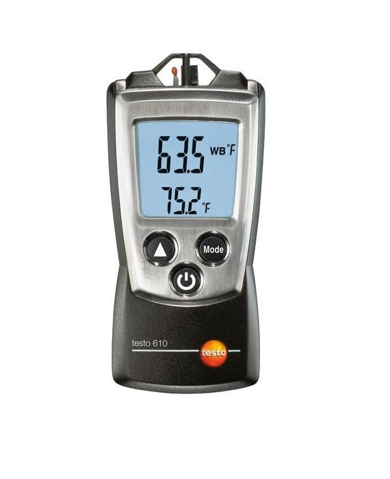 Термогигрометр Testo 610 термогигрометр testo 625