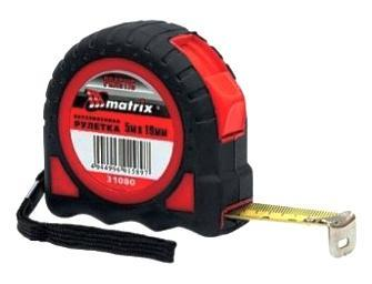 Рулетка Matrix 31082 цена