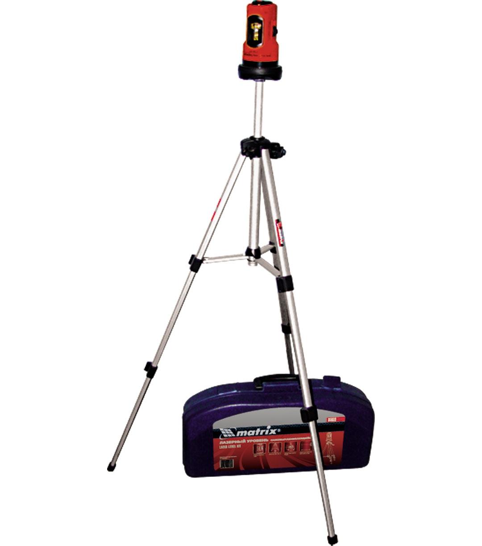 Уровень лазерный Matrix 35033 лазерный уровень aligner 8ft 06d5692