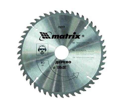 Диск пильный твердосплавный Matrix 73219 matrix 78565 болторез 1200мм 48