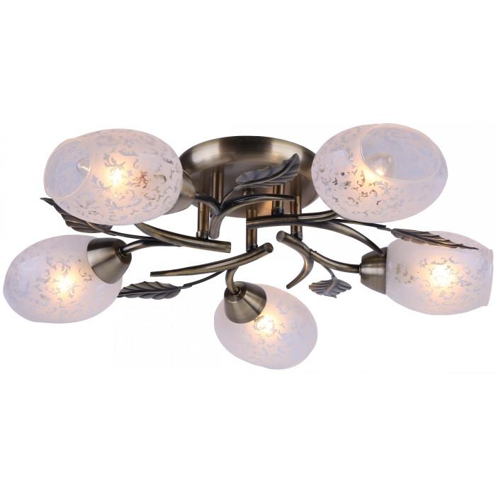 Люстра Arte lamp Anetta a6157pl-5ab arte lamp люстра arte lamp a7556pl 5ab
