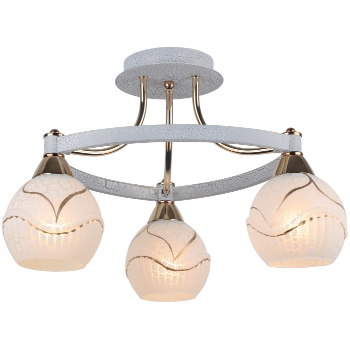 Люстра Arte lamp Daniella a6173pl-3wg цена и фото