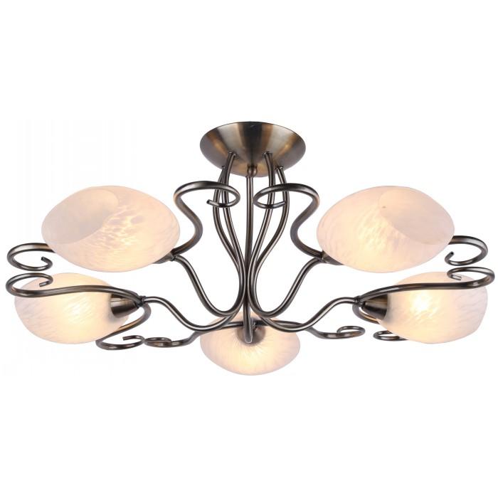Люстра Arte lamp Zetta a6200pl-5ab люстра на штанге arte lamp zetta a6200pl 8ab