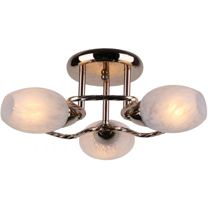 Люстра Arte lamp Cosetta a6211pl-3go торшер arte lamp armonico a5008pn 3go
