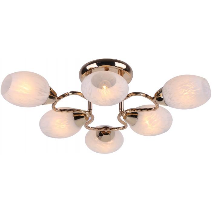 все цены на Люстра Arte lamp Cosetta a6211pl-6go онлайн