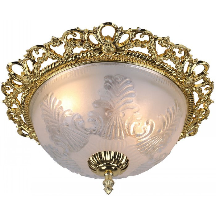 Светильник настенно-потолочный Arte lamp Piatti a8002pl-2go
