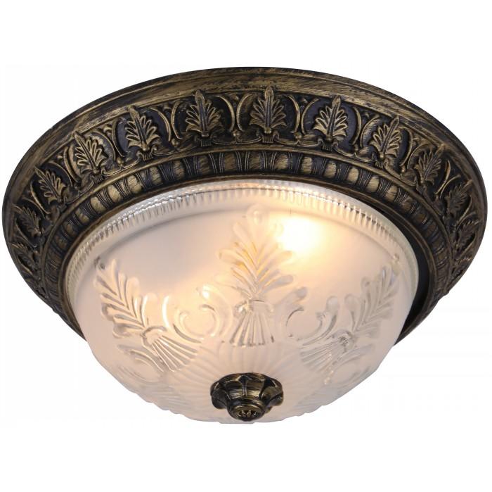 Светильник настенно-потолочный Arte lamp Piatti a8005pl-2bn цена 2017