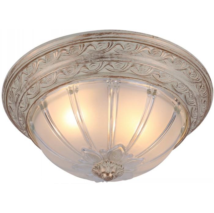 все цены на Светильник настенно-потолочный Arte lamp Piatti a8014pl-2wa