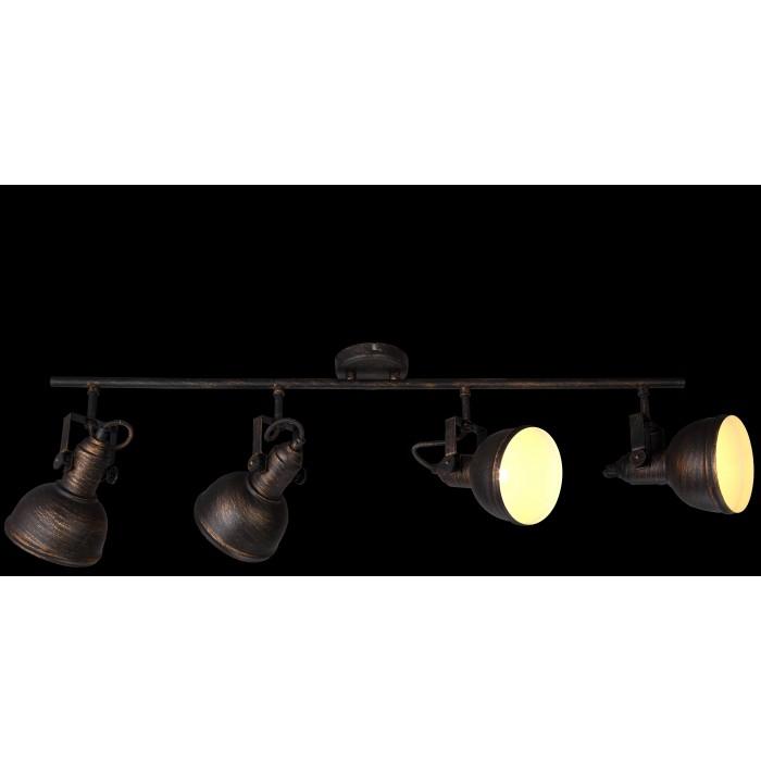 цена на Спот Arte lamp Martin a5215pl-4br