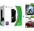 Игровая приставка MICROSOFT Xbox 360 E 250GB Console + Halo 4 GOTY + Forza Horizon + Xbox LIVE 1Mo
