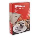 Фильтр для кофеварки FILTERO №4/80