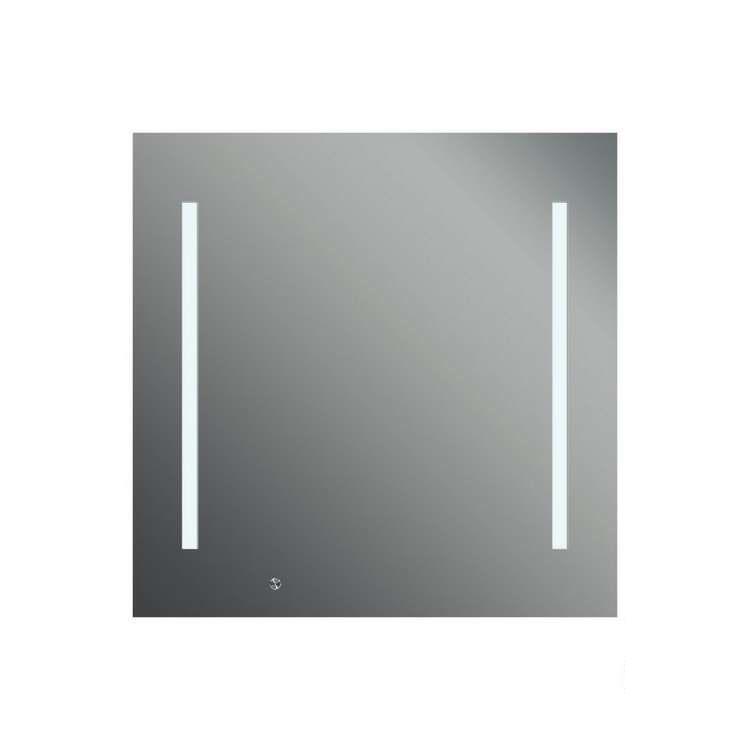 Зеркало для ванной с подсветкой Dubiel vitrum Ready