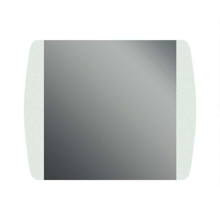 Зеркало для ванной с подсветкой Dubiel vitrum Alba зеркало для ванной с подсветкой dubiel vitrum wenecja 80х75