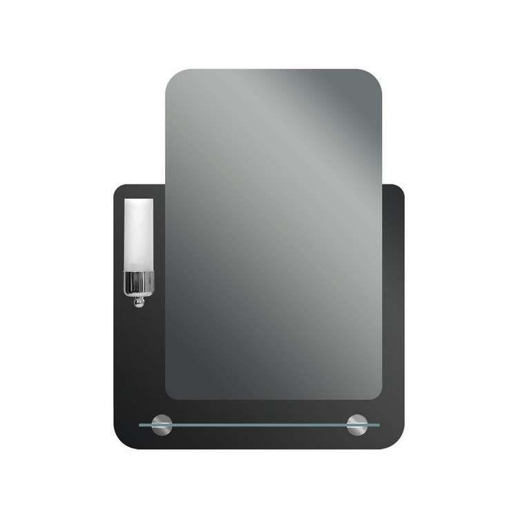 Зеркало для ванной с подсветкой Dubiel vitrum Lucas