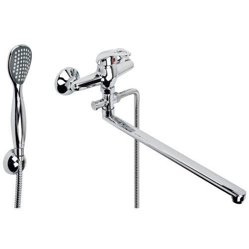Смеситель для ванны Argo 35-l40/k open смеситель для душа argo open