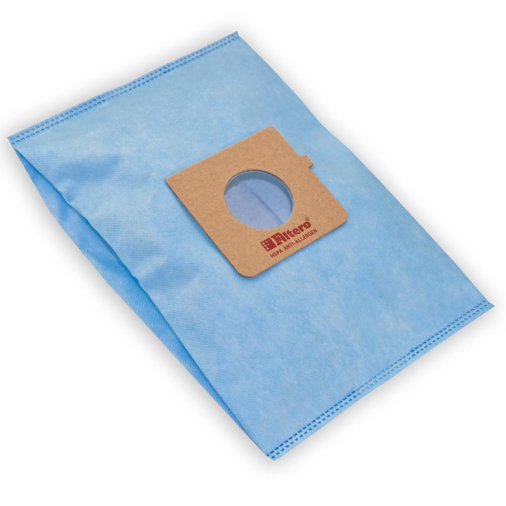 Мешок Filtero Lge 01 ЭКСТРА пылесборник для пылесоса filtero lge 02 5 standard lge 02 5 standard