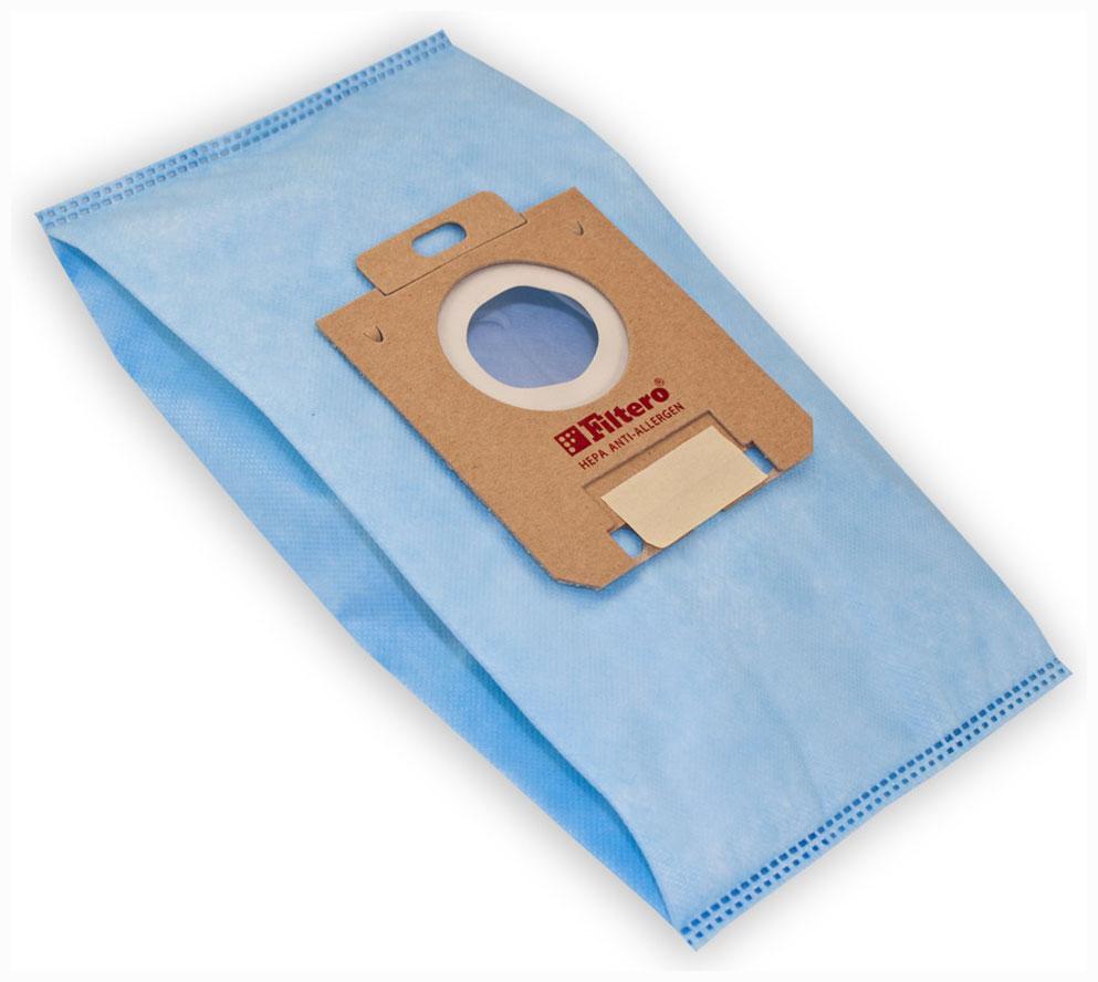 Мешок Filtero Fls 01 (s-bag) xxl pack ЭКСТРА anti-allergen filtero fls 01 standart
