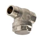 Фильтр грубой очистки VALTEC прямой 1/2'' в/н хром VT.387