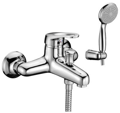 Смеситель для ванны Lemark Omega lm3102c смеситель для ванны коллекция magiс lm3451c однорычажный хром lemark лемарк