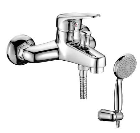 Cмеситель для ванной Lemark Luna lm4102c lemark смесительlemark luna lm4102c для ванны с душем