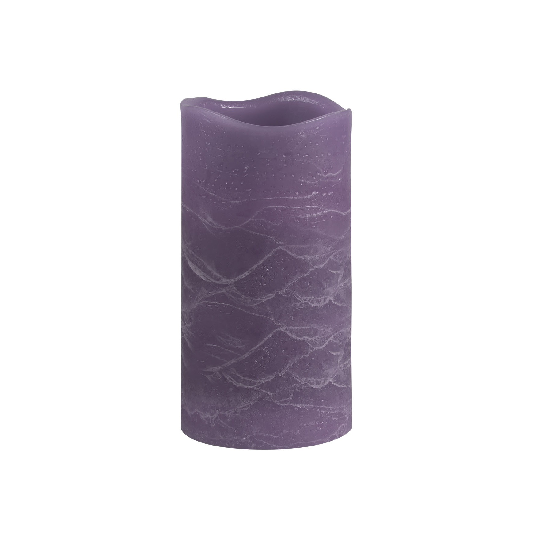 Светильник декоративный Ranex Свеча 150 мм фиолетовый