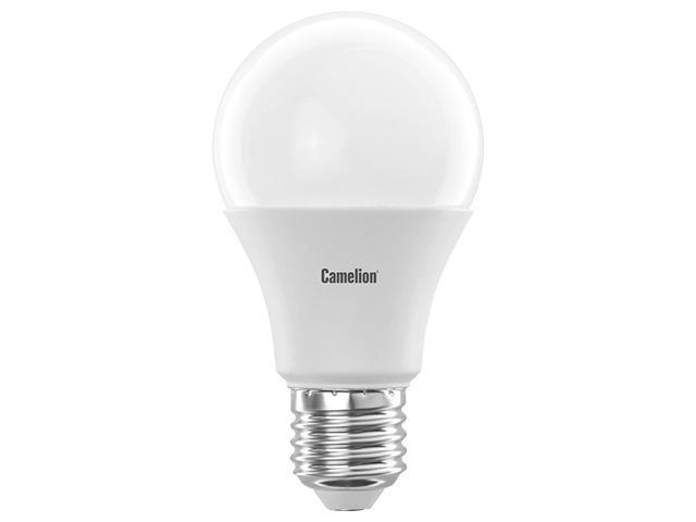 Лампа светодиодная Camelion Led10-a60/845/Е27