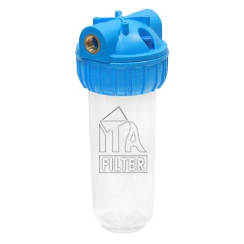 Фильтр для воды Ita filter F20101-1 01-1 фильтр для воды ita filter фильтр на кран 09 f50109