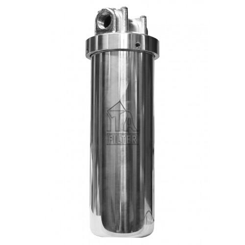 Фильтр для очистки воды Ita filter Steel bravo f80107-1/2 цена