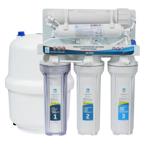 Фильтр для воды Ita filter It-ro-a-light f70102 фильтр для воды kristal ro 5 rx 50c 2