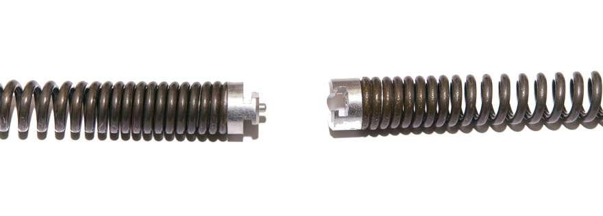 Спираль Gerat 60050 трос для прочистки gerat 10мм 7 5м