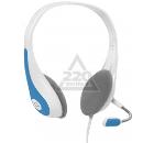 Компьютерная гарнитура DEFENDER Esprit HN-836 белый/голубой
