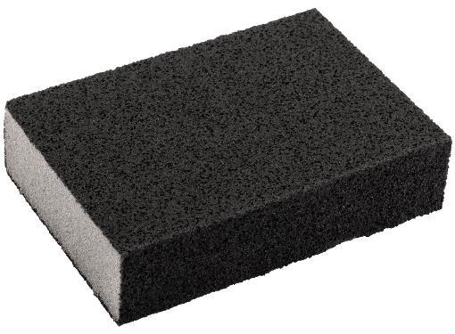 Губка шлифовальная FIT 100х70х25мм 100Р (38367)
