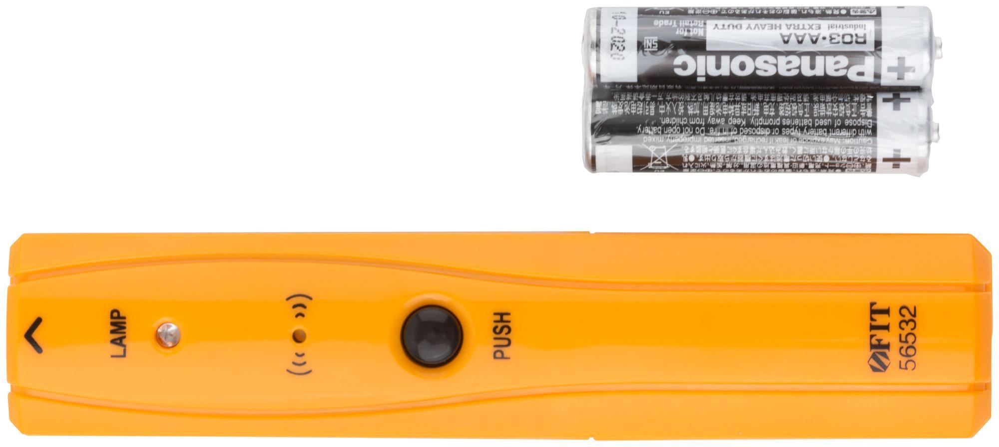 Детектор Fit 56532 от 220 Вольт