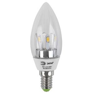 Лампа светодиодная ЭРА 360-led b35-5w-840-e14