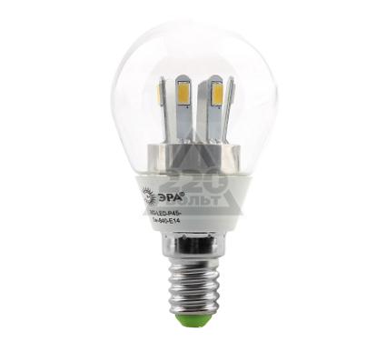 Лампа светодиодная ЭРА 360-LED P45-5w-840-E14