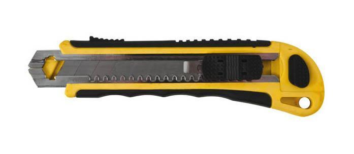 Нож строительный Fit 10261