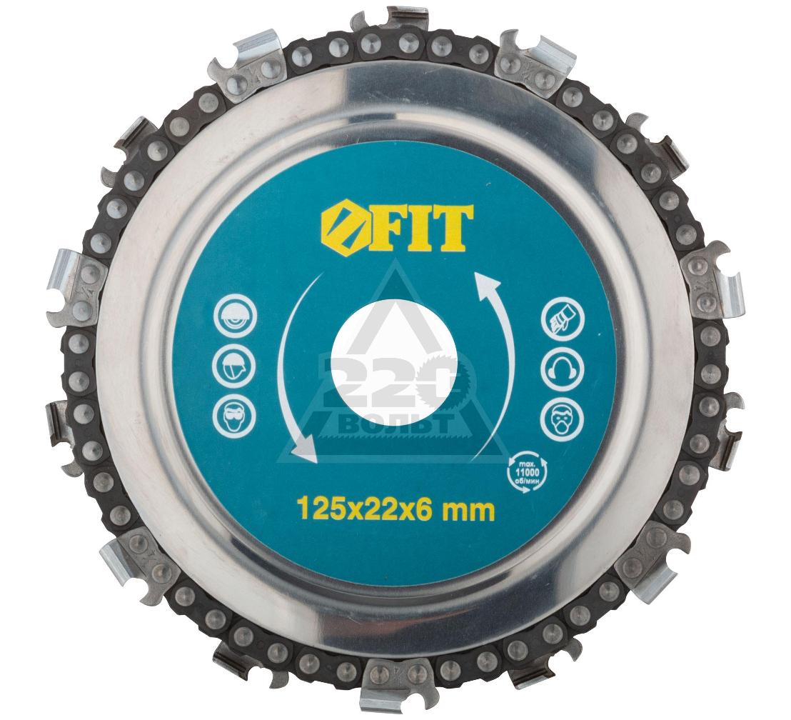 Круг отрезной FIT 37652