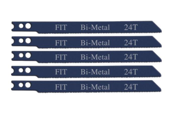 Пилки для лобзика Fit 41130 пилки для лобзика по дереву набор 5 шт стандарт