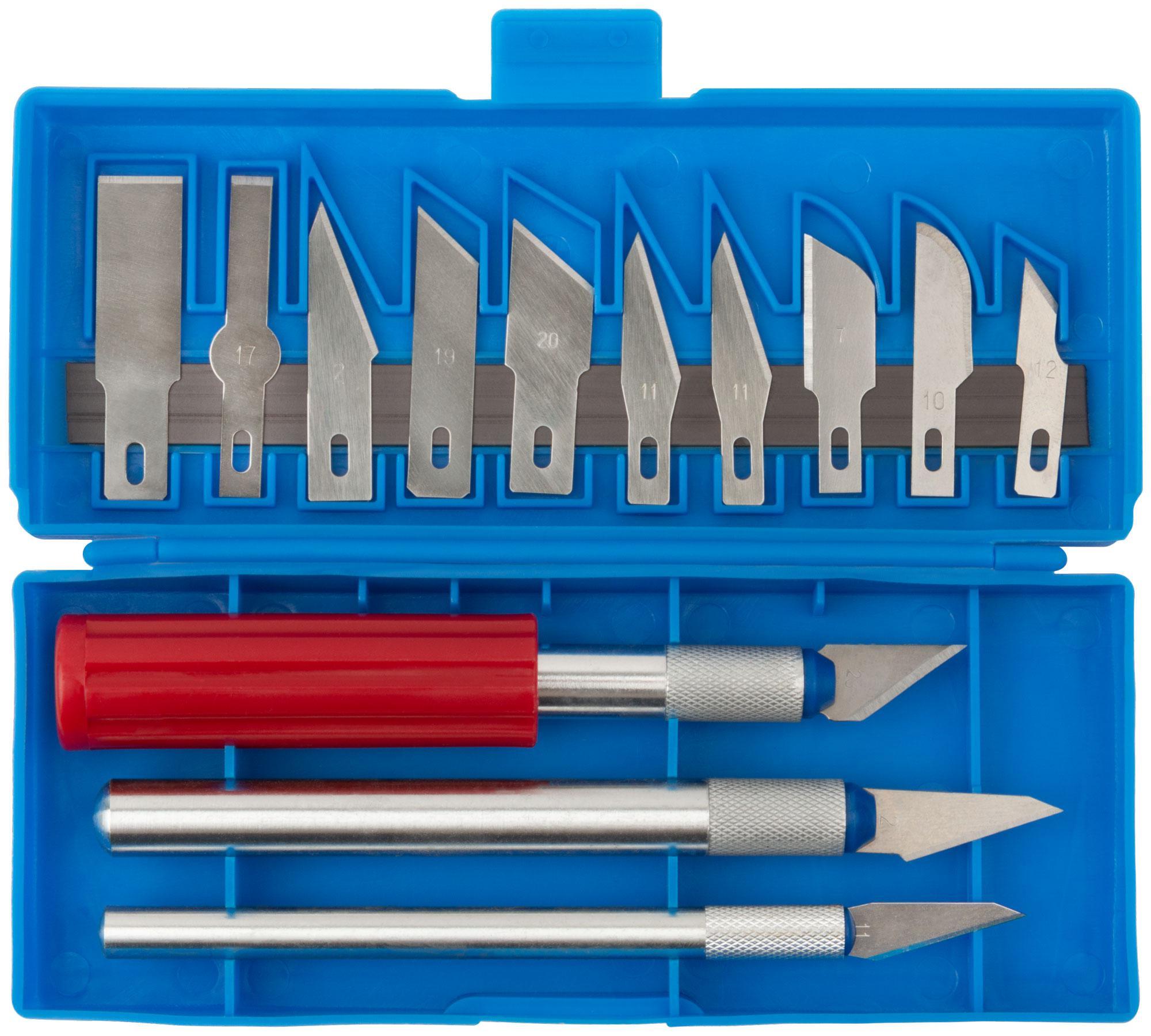 Нож строительный Fit 43424 нож для линолеума fit hq прорезиненный профи 10355