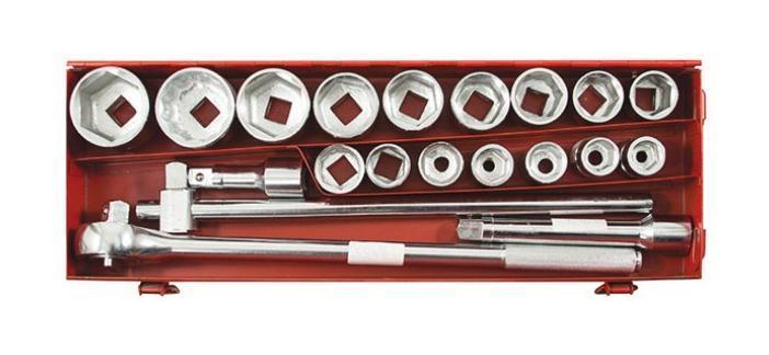 Набор инструментов, 20 предметов Fit 62471 универсальный набор инструментов berger 128 предметов bg128 1214