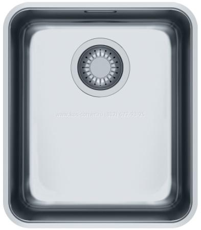 Мойка кухонная из нержавеющей стали Franke Anx110-34  цена и фото