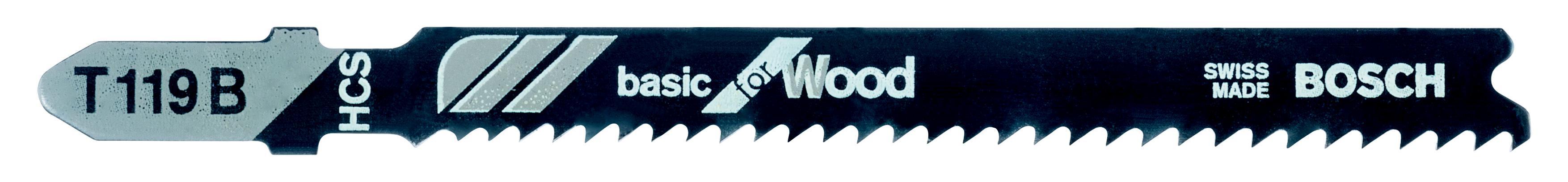 Пилки для лобзика Bosch T119b (3)(2.608.630.878) пилки для лобзика по дереву для прямых пропилов bosch t101b 3 30 мм 5 шт