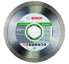 Круг алмазный BOSCH Standard for Ceramic 115x22 корона (сплошной)(2.608.602.201)