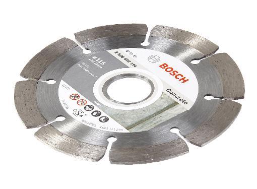 Круг алмазный BOSCH Standard for Concrete (2608602198) Ф150х22мм по бетону